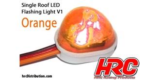 Licht Blinklicht V1 orange 1St