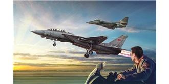 ITALERI Top Gun F-14A + A4M 1:72 Kit Plastik