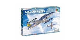 ITALERI T-33A Shooting Star 1:72 Kit Plastik