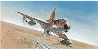 ITALERI Mirage III C Swiss Edition 1:32 Kit Plas..