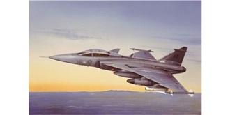 ITALERI JAS 39A Gripen 1:48 Kit Plas..