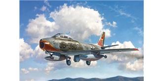ITALERI F-86A Saber 1:48 Kit Plastik