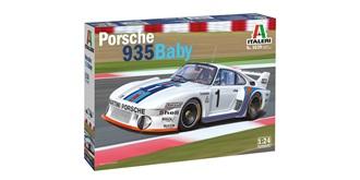 ITALERI Porsche 935 Baby 1:24 Kit Plastik