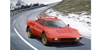 ITALERI Lancia Stratos HF 1:24 Kit Plastik