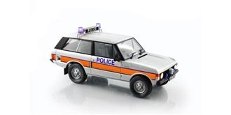 ITALERI Range Rover Police 1:24 Kit Plastik