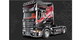 ITALERI Scania 164L Topclass 1:24 Kit Plastik