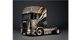 ITALERI Scania R730 Streamline CHIMERA 1:24 Kit ..