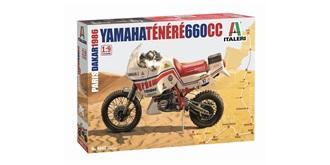 ITALERI Yamaha Ténéré 660CC Dakar 86 1:9 Kit Pla..