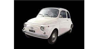 ITALERI Fiat 500F 1968 1:12 Kit Plastik
