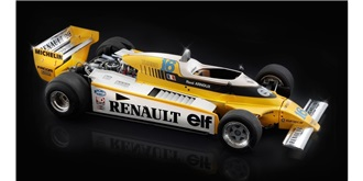 Renault RE20 Turbo F1 1:12 Kit Plastik