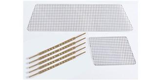 KarZub Sicherheits-Fensternetz Metall
