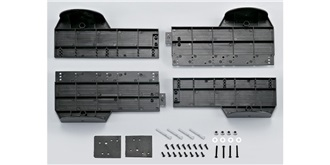 KarZub Display Chassis Set für 1:10