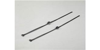 KarZub Spannband Stoff lang 260mm 2St
