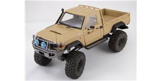 Karosserie Toyota Land Cruiser sand 1:10 TRX-4