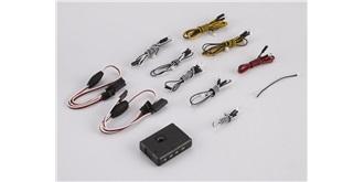 Lichtset Marauder II 1:10 mit 17 LEDs 3mm