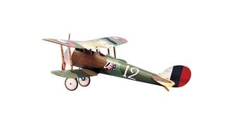 RC Flug Dumas Nieuport 28 EP 889mm Kit Holz