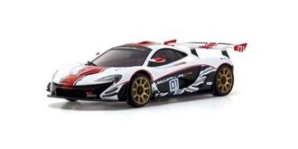 RC Car Kyosho Mini-Z McLaren P1 GTR weiss-rot RWD