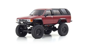 RC Car Kyosho Mini-Z Toyota 4Runner rot 4WD MX01