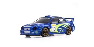 RC Kyosho Mini-Z Subaru Impreza WRC 02 Drift AWD