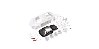 Mini-Z Karosserie Audi R8 LMS unlackiert