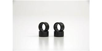 Mini-Z Reifen Slick heck 20° soft 4St