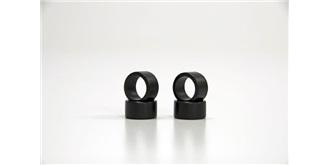 Mini-Z Reifen Slick heck 30° medium 4St