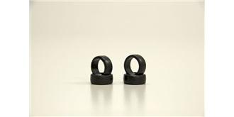 Mini-Z Reifen Slick vorn 20° soft 4St