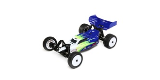 RC Car LOSI Mini-B Buggy blau 2WD 1:16 RTR