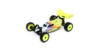 RC Car LOSI Mini-B Buggy gelb 2WD 1:16 RTR