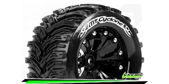 Louise RC - MT-CYCLONE - 1-10 Monster Truck Reif..