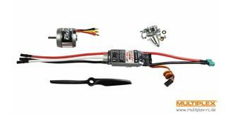 Motor MPX FunJet 2 Ultra Antriebsset m Regler+Prop