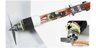 Motor MPX FunJet 2 Ultra Antriebsset Vektor Regl..