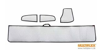 Transport Tasche Lentus Flächen und Leitwerk