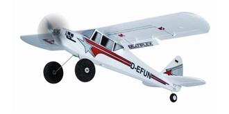 RC Flug Multiplex FunCub 1400mm E-Flug  EPP