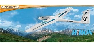 RC Flug Multiplex Heron 2400mm E-Segler