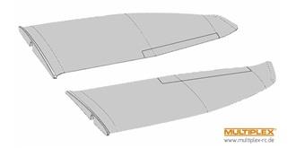 FunGlider Flügel