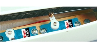 Gestängeanschluss mini2St Dreh-Verstellbar