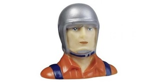 Pilotenpuppe Mike 40mm