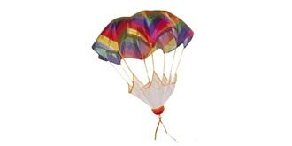 Fallschirm Ball soft 530mm farbig