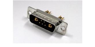 Stecker Sub-D Stecker 2+5 polig 1St