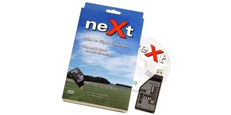 Simulator neXt Heli inkl. RX2SIM Adapter