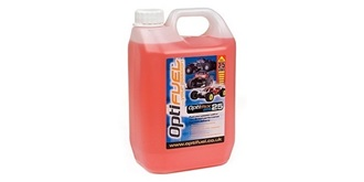 Kraftstoff Optifuel-Optimix Cars 25% Nitro 2,5Li..