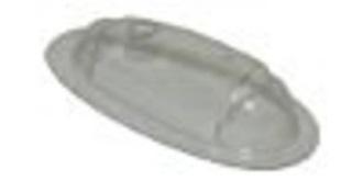 Licht Optotronix Abdeckkappe Tropfen 43mm 2St