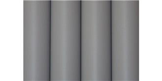 Oratex lichtgrau Bügelfolie  2m Rolle