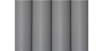 Oratex lichtgrau Bügelfolie  10m Rolle