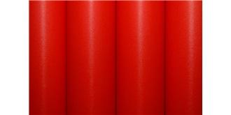 Oratex rot fokker Bügelfolie  10m Rolle