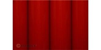 Oracover ferri-rot Bügelfolie  2m Rolle