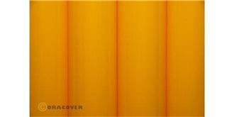 Oracover gelb-Cup Bügelfolie 2m Rolle