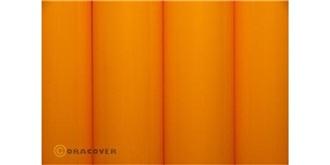 Oracover gelbgold Bügelfolie 2m Rolle