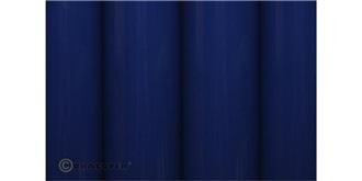 Oracover blau hell Bügelfolie  2m Rolle